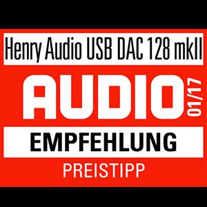 USB DAC Test 01/17 - Audio Magazin Logo