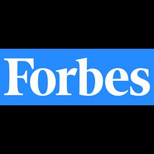USB DAC Forbes Logo 8/16