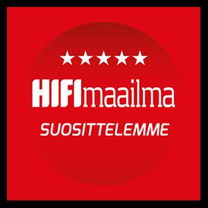 HiFimaailma 5 stars