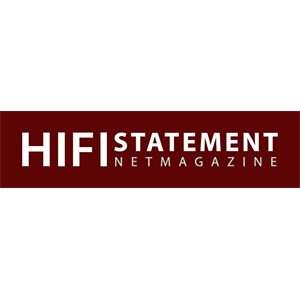 Audio DAC HiFi Statement Netmagazine 8/16 Logo